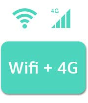 Wi-Fi +4G