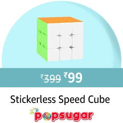 Stickerless Speed Cube