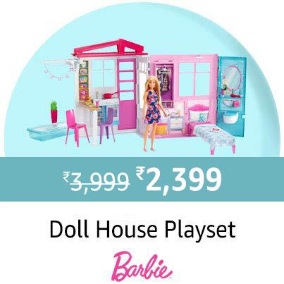 Doll House Playset