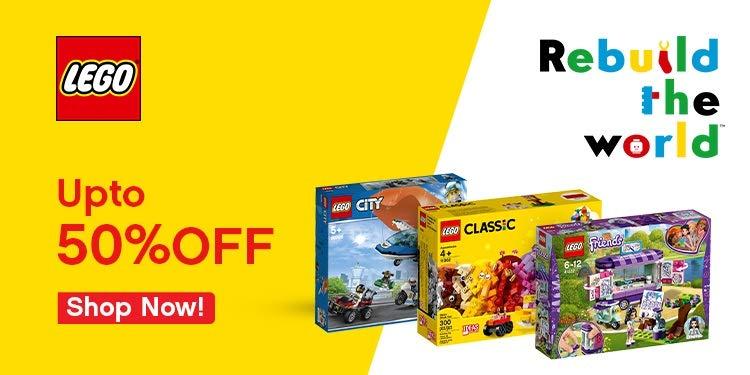 Lego brand week