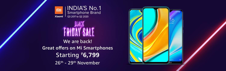 Black Friday Sale -26th to 29th Nov