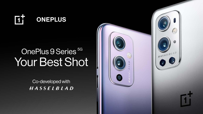 OnePlus 9, OnePlus 9 Pro, OnePlus 9R, OnePlus