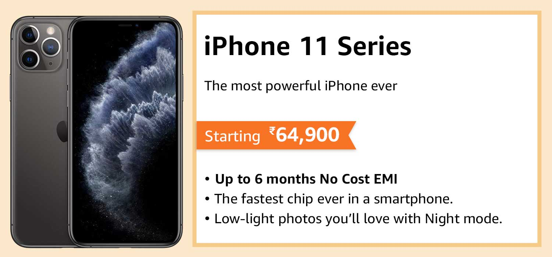 iPhone11Series