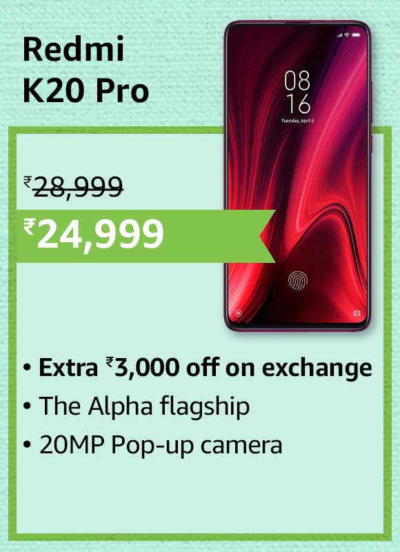 K20 pro