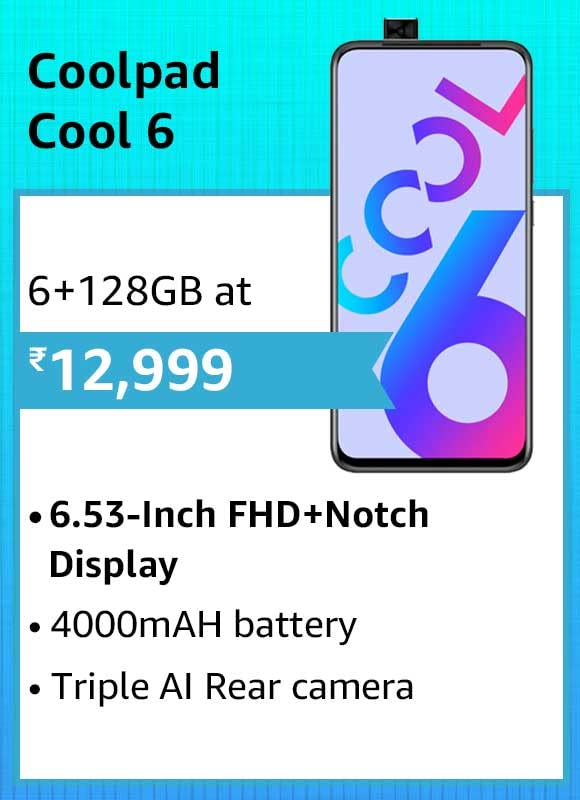 coolpad cool6