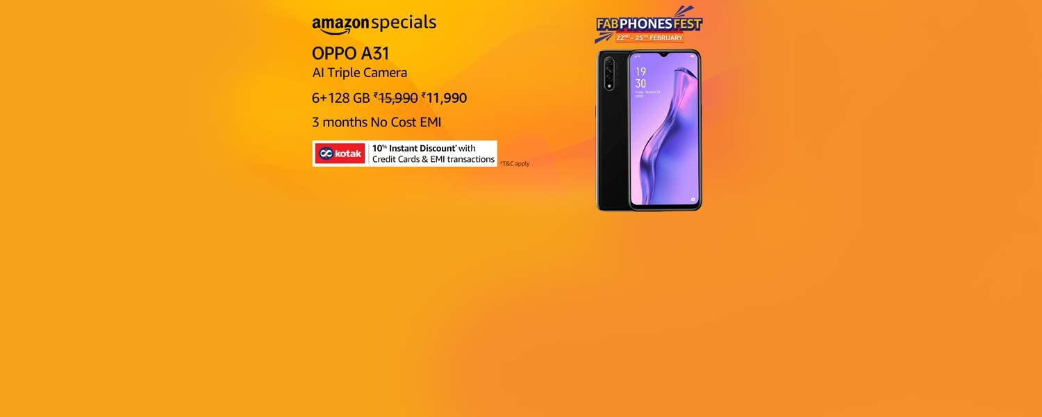 amazon.in - Get Flat 10% off on Select Mobiles and Mobile Accessories
