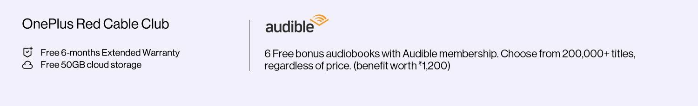 Audible offer