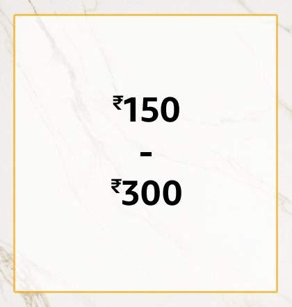 150 to 300