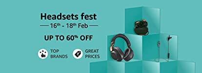 Headsets fest