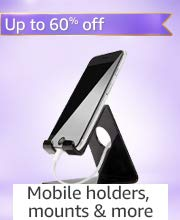 Mobiles holders & more