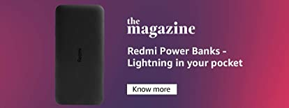 Redmi power banks