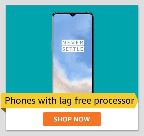 Lag free processor