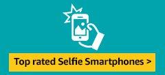 Top rated selfie smartphones