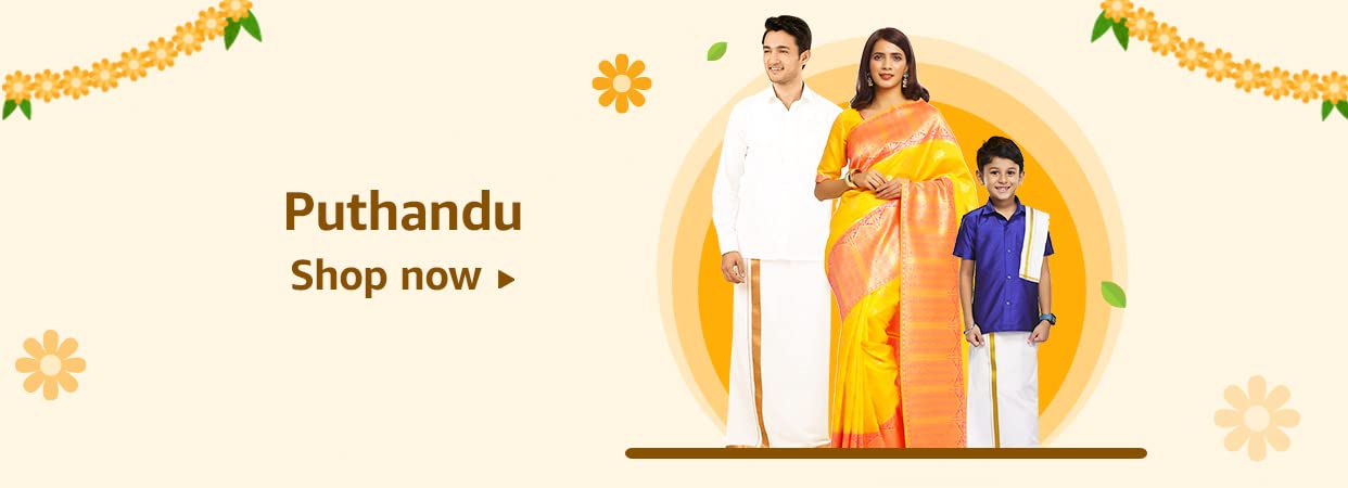 Celebrate new year with traditional styles | Up to 70% off