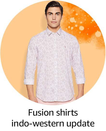 Fusion shirts