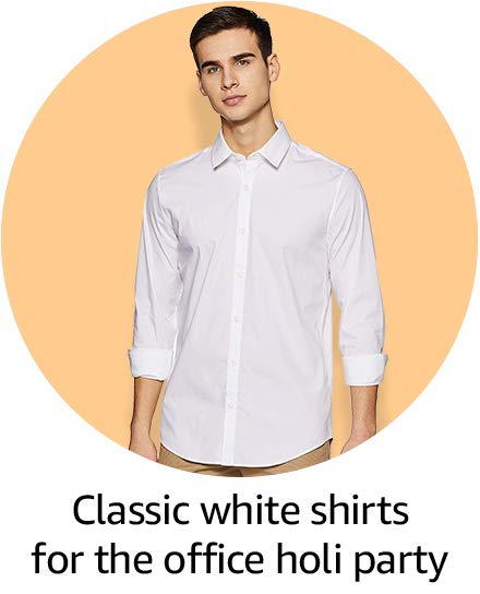 classic white shirts