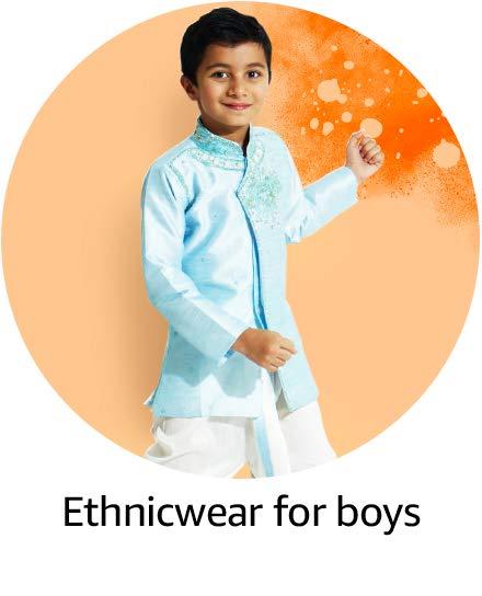 Ethnicwear for boys