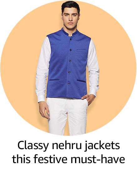Classy nehru jackets
