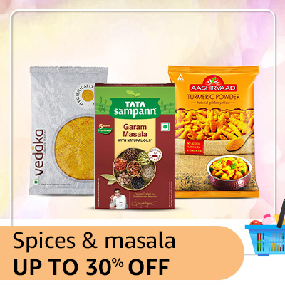 Spices and Masala