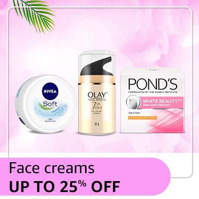 Face creams