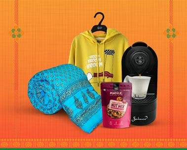 Up to 70% off | Winter essentials from Indian brands