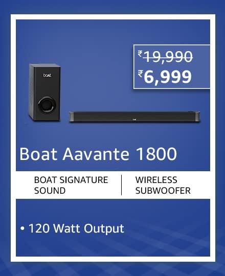 Boat Aavante 1800