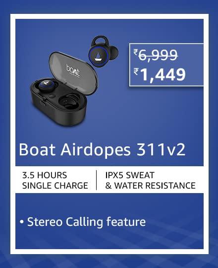 Boat Airdopes 311v2