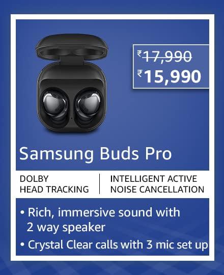 Samsung Buds Pro Black