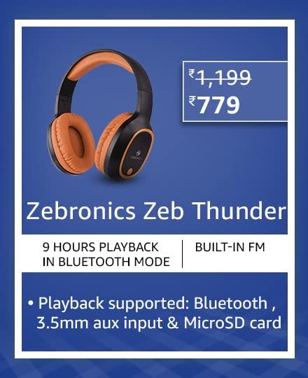 Zebronics Zeb Thunder