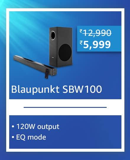 Blaupunkt SBW100