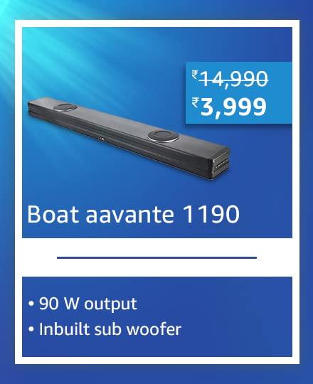 Boat aavante 1190