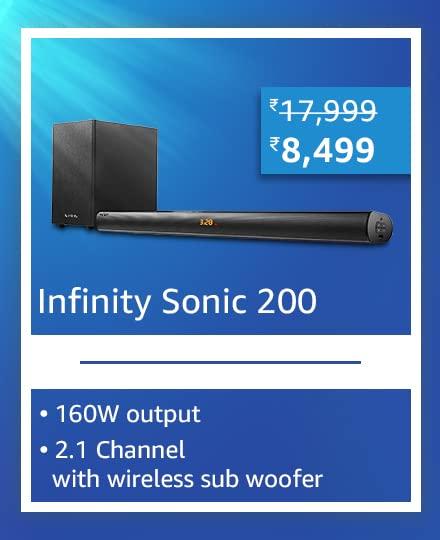 Infinity Sonic 200
