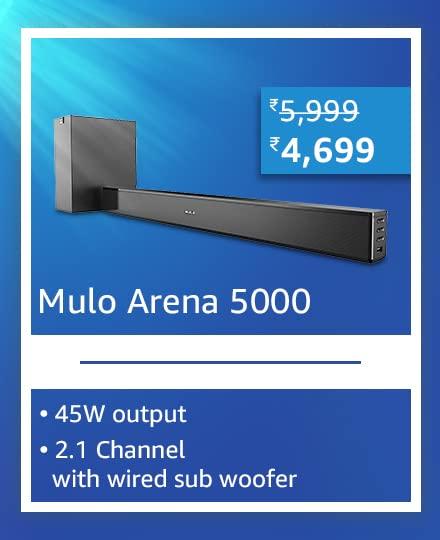 Mulo Arena 5000