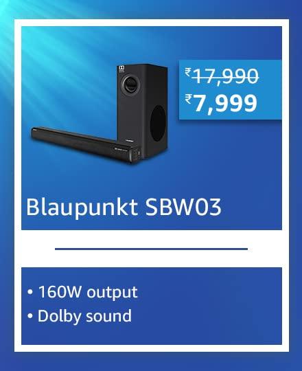 Blaupunkt SBW03