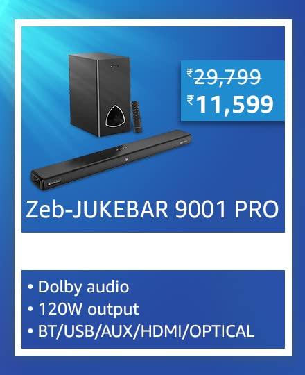 Zebronics Zeb-JUKEBAR 9001 PRO