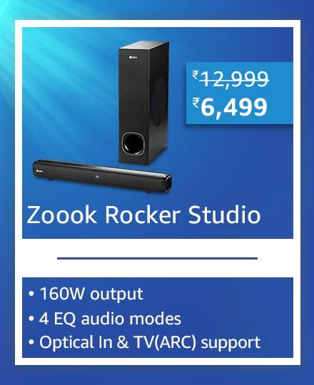 Zoook Rocker Studio