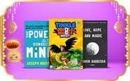 amazon.in - Additional 10% off on Fiction, non fiction & children's books