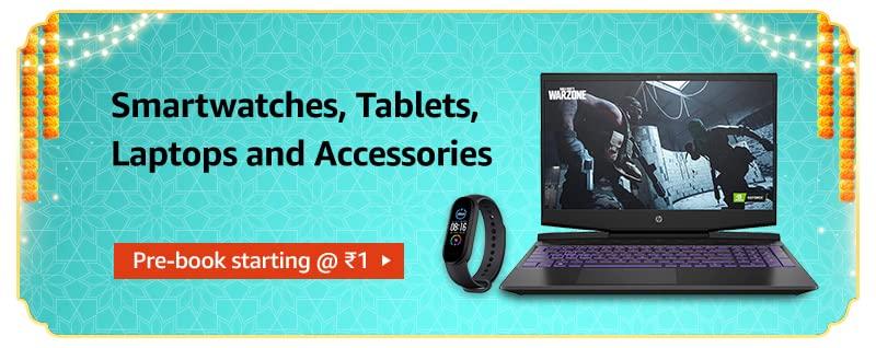 Smartwatch, Laptop, Tablet & More