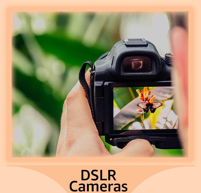 DSLR's