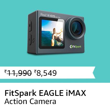 FitSpark EAGLE iMAX Action Camera