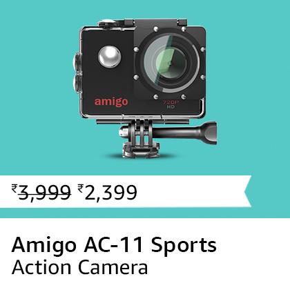 Amigo AC-11 Sports Action Camera