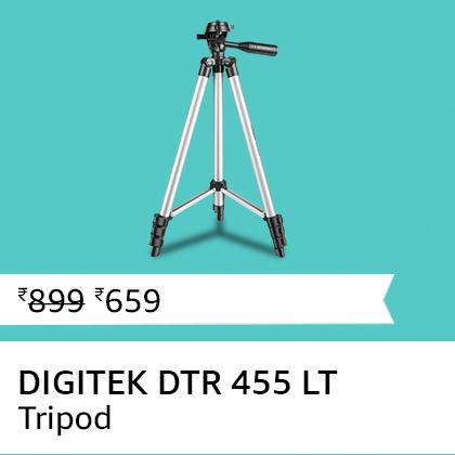 DIGITEK DTR 455 LT tripod