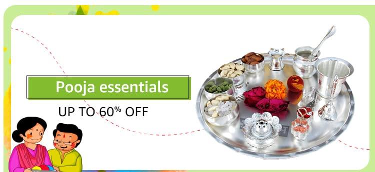 Pooja essential