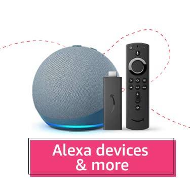 Alexa devices & more