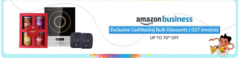 Exclusive Cashbacks| Bulk Discounts | GST invoices