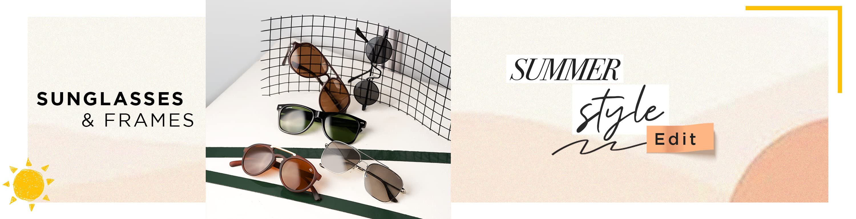 sunglasses & frames