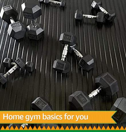 Home gym basics