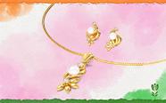 Gold, silver & diamond jewellery
