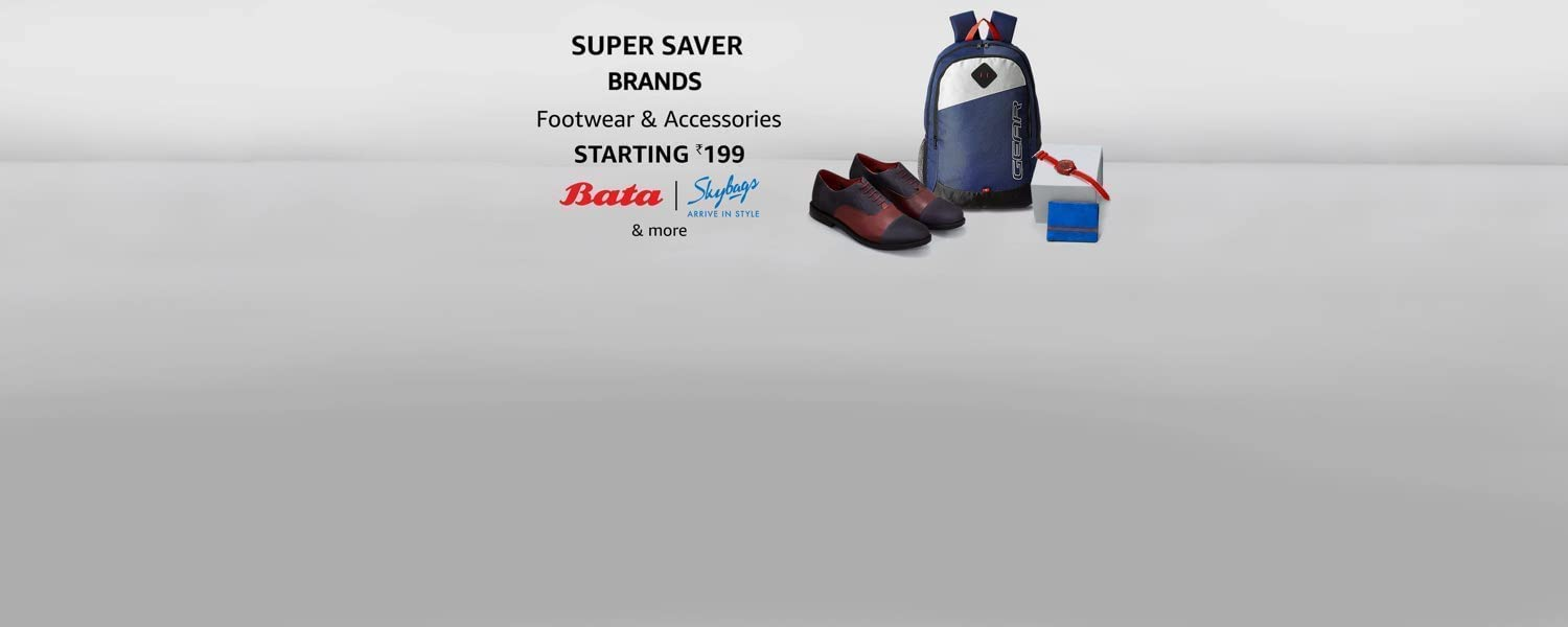 Amazon Offers Today-Coupons-Promo Codes - Get Up To 70% discount on Footwear and Accessories
