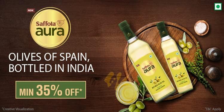 Saffola Olive Oil